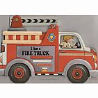 Bb I Am A Fire Truck Josephine Page