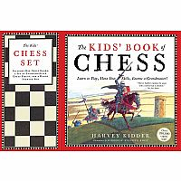 Kids Book Of Chess And Chess Set