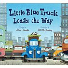 Bb Little Blue Truck Leads The Way