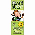 My First Brain Quest 4th Edition