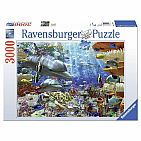 Oceanic Wonders 3000pc Puzzle
