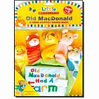 Bb/Toy Old Macdonald: A Hand Puppet Book Michelle Berg
