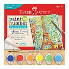 Paint By Number Kit-The Eiffel Tower