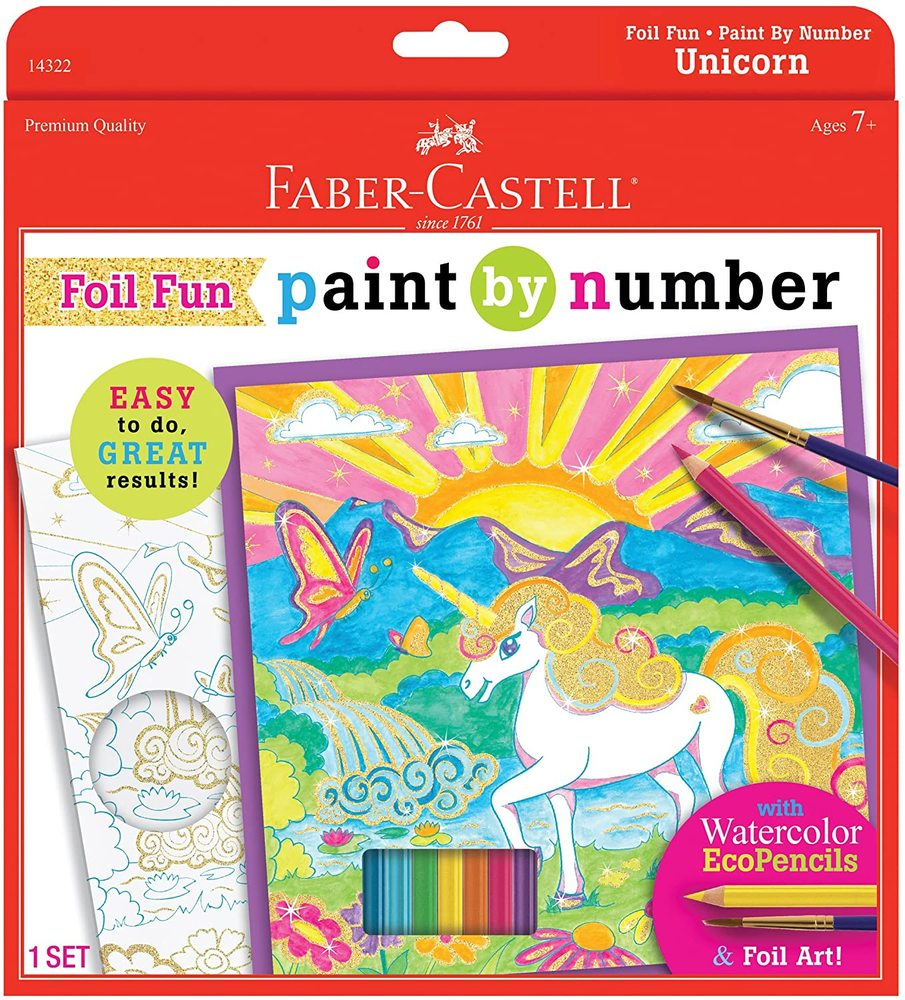 paintnumber unicorn foil fun  grand rabbits toys in