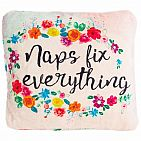 NAPS FIX EVERYTHING BLANKET/PILLOW