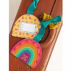 LUGGAGE TAG FOLLOW YOUR DREAMS