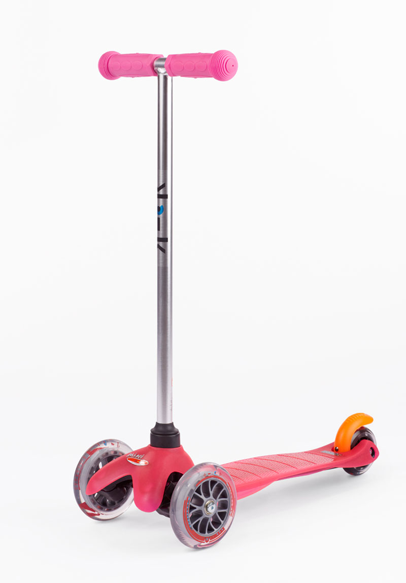 pink mini micro scooter grand rabbits toys in boulder colorado. Black Bedroom Furniture Sets. Home Design Ideas