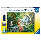 Princess and Unicorn 100pc Puzzle