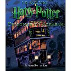 Harry Potter and the Prisoner of Azkaban- Book 3: Illustrated Edition Hardback