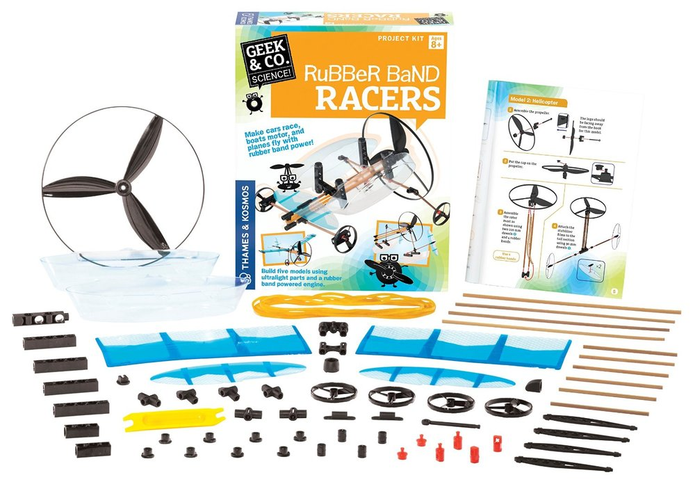Rubber Band Racers Grand Rabbits Toys In Boulder Colorado