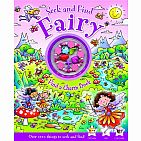 Hb Seek And Find Fairy: Find A Charm Book Rachel Elliot