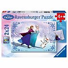 Sisters Always Frozen 2 24 Pc Puzzles