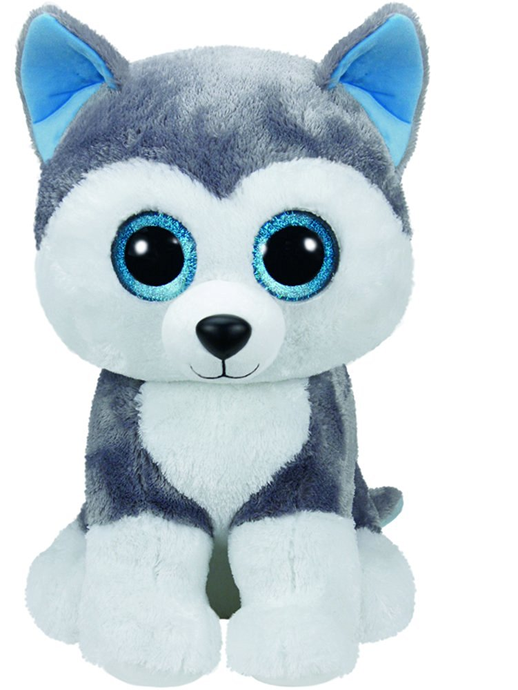 Slush Husky Large Beanie Boo - Grand Rabbits Toys in Boulder 3bd505e609cf