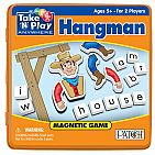 Take N Play Magnetic Hangman