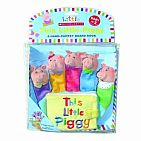 Bb/Toy This Little Piggy: A Hand Puppet Book Michelle Berg
