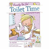Toilet Time A Training Kit For Girls