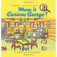 Where Is Curious George