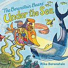 The Berenstain Bears Under the Sea Paperback