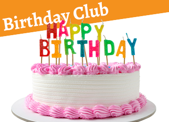 4 Birthday Club